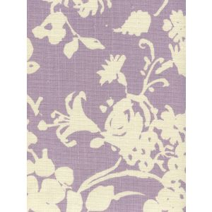 8130-08 SILHOUETTE REVERSE Lavender on Tint Custom Only Quadrille Fabric