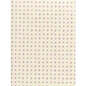 AC880-02 TATE Lavender on Tint Quadrille Fabric