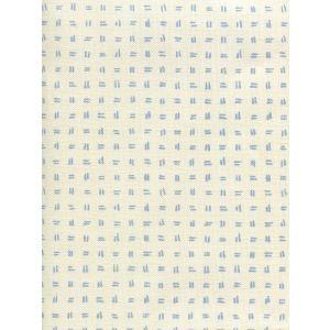 AC880-01 TATE Sky Blue on Tint Quadrille Fabric