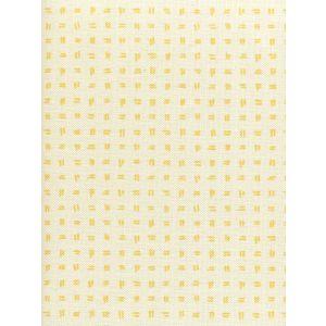 AC880-04 TATE Yellow on Tint Quadrille Fabric