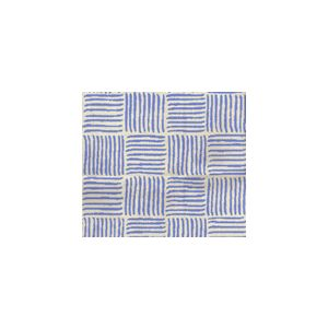 4080-02 TEXTURA French Blue on Tint Quadrille Fabric