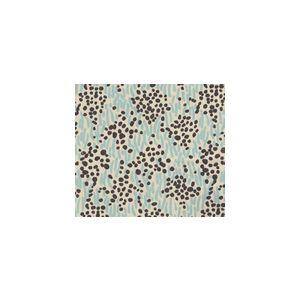 3030SU-04 TRILBY New Blue Brown Dots Quadrille Fabric