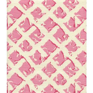8220-08 TWIGS Pink Dark Pink on Tint Quadrille Fabric