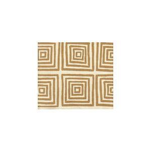 6170-20SUN ZIGGURAT Camel II Custom Only Quadrille Fabric