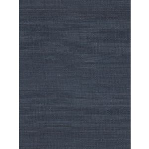 7020-10GC PACIFIC SISAL Navy Quadrille Wallpaper