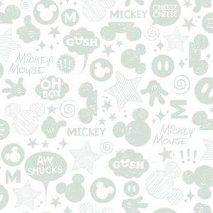RMK11152WP Mickey Mouse Icons Wall Appliques York Wallpaper