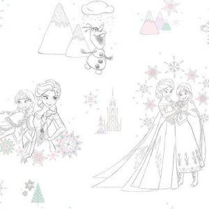 RMK11169RL Disney Frozen Wall Appliques York Wallpaper