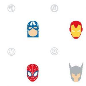 RMK11187RL Avengers Character Wall Appliques York Wallpaper