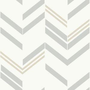 RMK9004WP Chevron Stripe York Wallpaper
