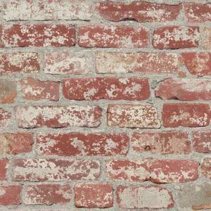 RMK9036WP Stuccoed Brick Wall Appliques York Wallpaper