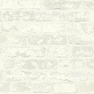 RMK9038WP Stuccoed Brick Wall Appliques York Wallpaper