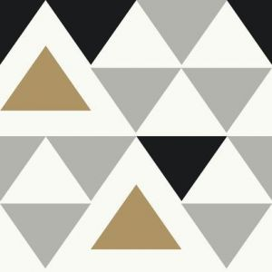 RMK9055WP Geometric Triangle Wall Appliques York Wallpaper