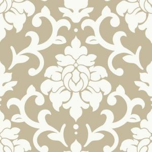 RMK9113WP Damask Wall Appliques York Wallpaper