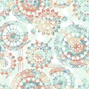 RMK9126WP Bohemian Wall Appliques York Wallpaper
