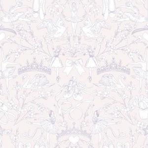KI0501 Ballet Toile York Wallpaper