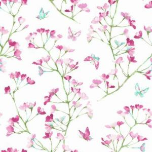KI0513 Watercolor Branch York Wallpaper