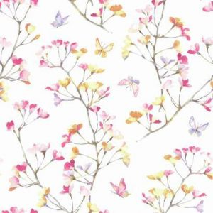 KI0516 Watercolor Branch York Wallpaper