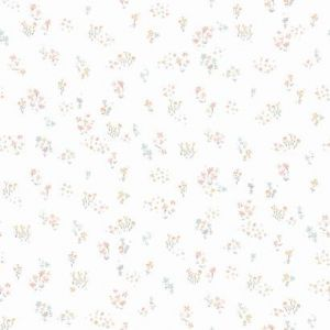 KI0519 Watercolor Floral Bouquet York Wallpaper