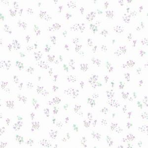 KI0520 Watercolor Floral Bouquet York Wallpaper