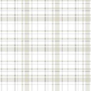 KI0531 Polka Dot Plaid York Wallpaper
