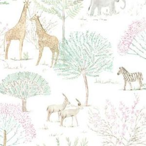 KI0540 On The Savanna York Wallpaper