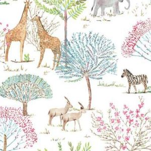 KI0542 On The Savanna York Wallpaper
