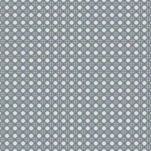CY1524 Rattan Overlay Lattice York Wallpaper