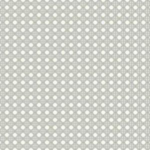 CY1525 Rattan Overlay Lattice York Wallpaper