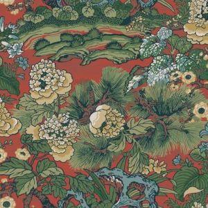 CY1541 Dynasty Floral Branch York Wallpaper