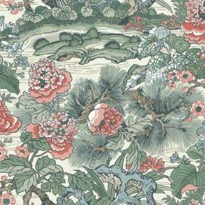 CY1542 Dynasty Floral Branch York Wallpaper