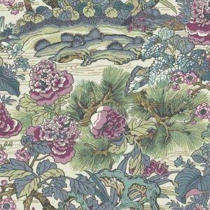 CY1545 Dynasty Floral Branch York Wallpaper