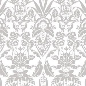CY1582 Botanical Damask York Wallpaper