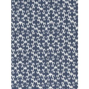 813-10 IZMIR Navy Custom Only Quadrille Fabric