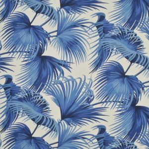 LCF68119F COSTA TROPICA PALM Ultramarine Ralph Lauren Fabric