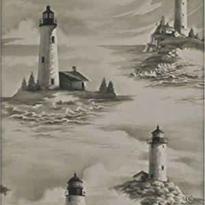 LWP68573W PEMAQUID Fog Ralph Lauren Wallpaper