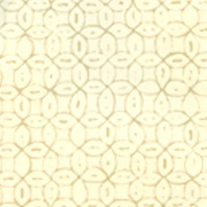 6450-11WP MELONG BATIK Taupe On Off White Quadrille Wallpaper