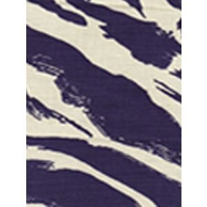 2110-18WSUN NAIROBI Navy on White Quadrille Fabric