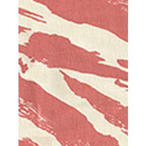 2110-27 NAIROBI New Shrimp on Tint Custom Only Quadrille Fabric