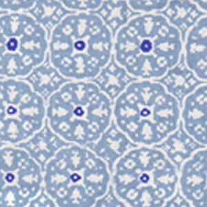 149-201WP NITIK II Sky Blue On White Quadrille Wallpaper