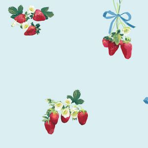 Nathan Turner Strawberry is My Jam Sky Wallpaper
