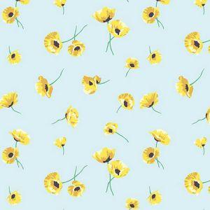 Nathan Turner Poppy Sky Wallpaper