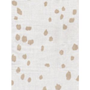 4050-01 RIO Beige on White Quadrille Fabric