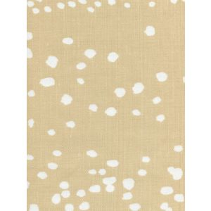 4055-00 RIO REVERSE Vanilla on White Quadrille Fabric