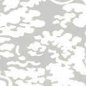 2335-41WP SAN MARCO REVERSE Grey On Almost White Quadrille Wallpaper