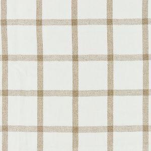 27152-001 WILTON LINEN CHECK Linen Scalamandre Fabric