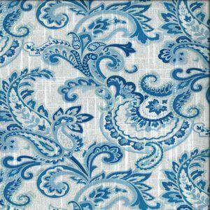 TABITHA Sea Norbar Fabric