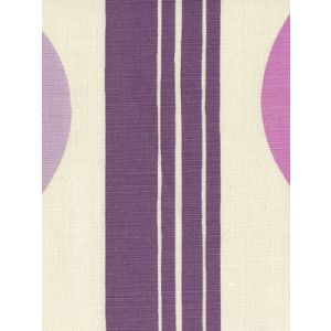 7830V-05 TETE A TETE VERTICAL Purple Violet Lilac Quadrille Fabric