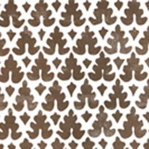 304049WP VOLPI Brown Quadrille Wallpaper