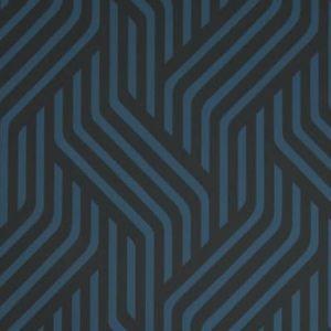 W3477-50 PROXMIRE Ink Kravet Wallpaper