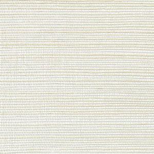 WNM 0001META METALLICA GRASSCLOTH Snow Scalamandre Wallpaper